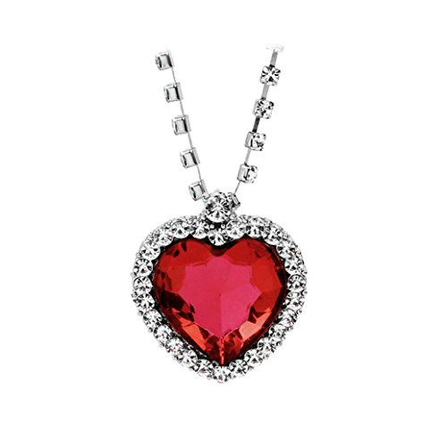rt Necklace For Women Romantic Fashion Classic Luxury Rhinestones by ()