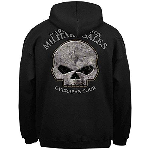 ef4e2fcb Harley-Davidson Hooded Pullover Sweatshirt - Quality Name MD ...