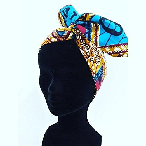 best new arrivals cheap price headband,bandeau à cheveux,serre tete en tissu wax: Amazon ...