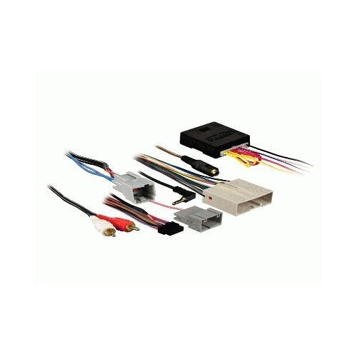 AXXESS XSVI-5521-NAV - NAV Interfaces - Ford Digital Interface Wiring Harness w/ Sub Plug