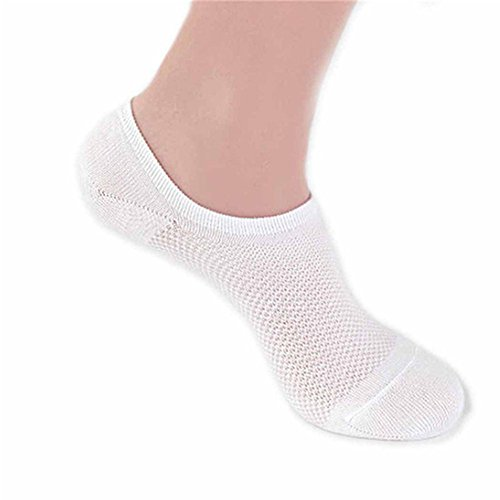 Women's Low Cut Bamboo Breathable Socks with Bonus Laundry Bag 6 Pairs - Sports Bamboo
