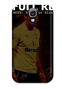 New KOFxkqX5755Kdulx Tottenham Hotspur Gareth Bale Skin Case Cover Shatterproof Case For Galaxy S4