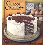 Classic Cakes and Cookies, Barbara Maher and Valentina Harris, 0394561678