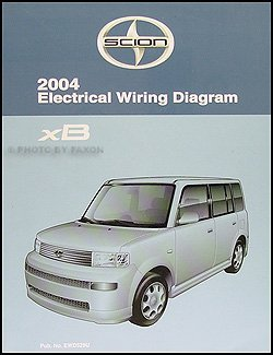 2004 scion xb wiring diagram manual original amazon com books rh amazon com 2004 scion xb wiring diagram 2012 scion xb radio wiring diagram