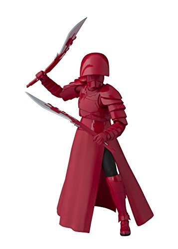S. H. Figuarts Star Wars (STAR WARS) Elite · Pretorian Guard (double blade) Approximately 155 mm ABS & PVC painted movable figure