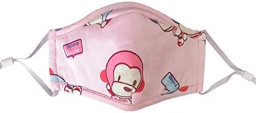 Máscara Infantil Espesada protección del Trabajo de algodón Industrial a Prueba de Polvo se Puede Limpiar y cómodo