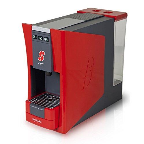Macchina caffe' s12 rossa essse caffe' ESSE SISTENA ESPRESSO