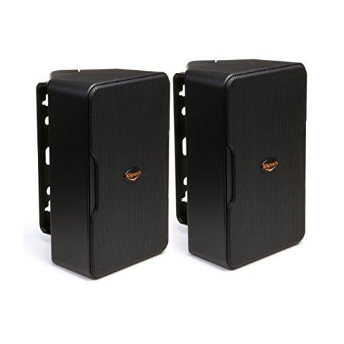 Klipsch CP-6  Indoor/Outdoor Speaker – Black (Pair)