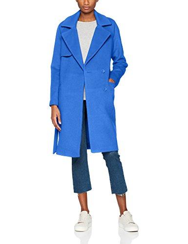 2ndday Abrigo para Mujer Azul (Amparo 04057)