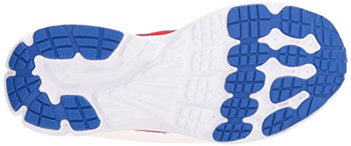 Under Armour Kids' Grade School Rave 2 Sneaker,Red (601)/White,3.5 M US by Under Armour (Image #3)