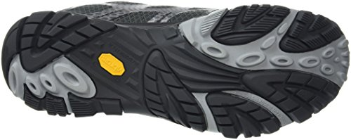 Grey de Gris Basses Randonnée Moab Edge Homme Chaussures Merrell Waterproof qPZTzwHZ