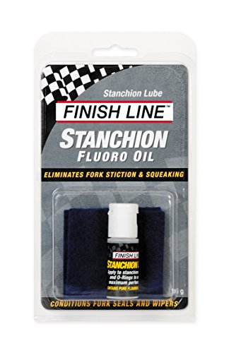 Finish Line Stanchion Lube / Pure Fluoro Oil 15gr Squeeze (Suspension Finish)