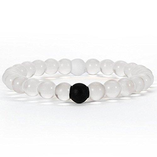 Squishy Ball Bracelet : Lokai Sports Clear Rubber Bead Bracelet - Import It All