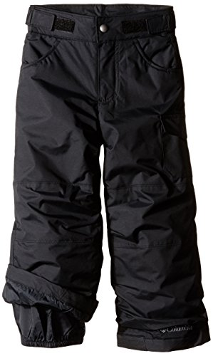 Columbia Snowboarding Pants - Columbia Little Girls' Starchaser Peak II Pant, Black, XX-Small