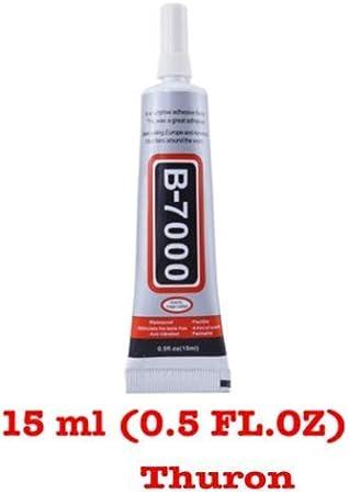 Thuron B-7000 - Pegamento industrial multiusos de alto rendimiento ...