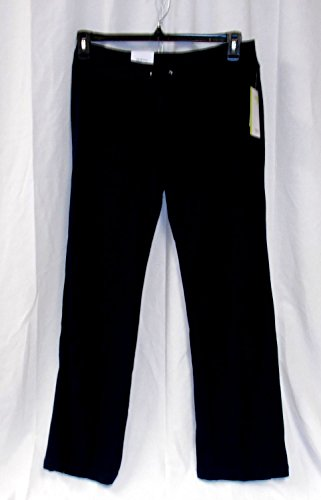 Style & co. Sport French Terry Lounge Pants Navy Blue S NWT
