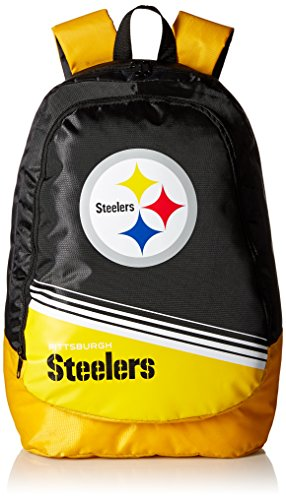 Steelers Pittsburgh Gnome (FOCO Pittsburgh Steelers 2015 Stripe Core Backpack)