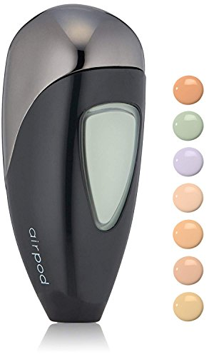 Temptu Perfect Canvas Airbrush One Step Concealer & Color Corrector Airpod, Green, 0.28 fl. oz.