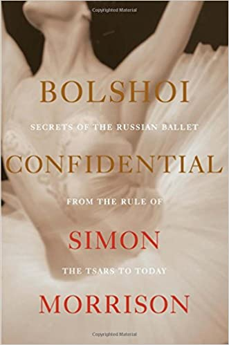 Image result for bolshoi confidential book cover