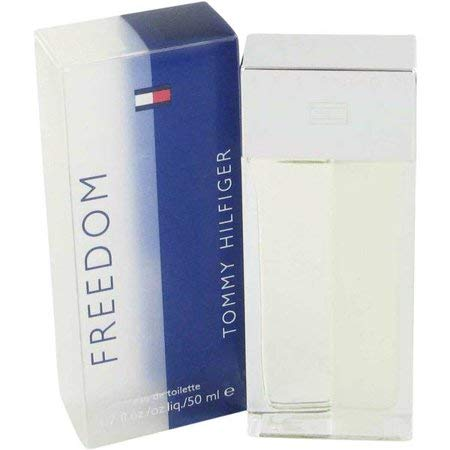 Freedom by Tômmŷ Ĥilfiĝer cologne for Men Eau De Toilette Spray 1.7 FL.OZ./50 ml