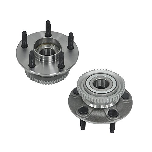DRIVESTAR 2 Rear Wheel Hub & Bearing Driver and Passenger for 97-03 Ford ()