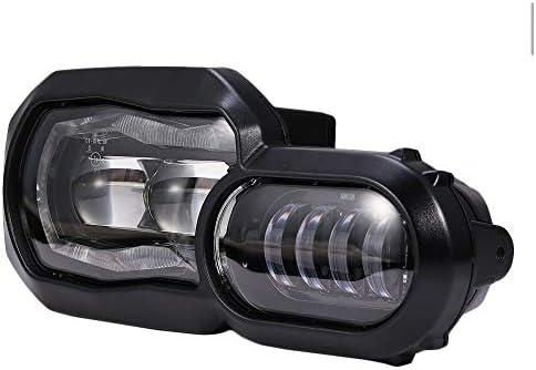 ANNFENG-Motocicleta Iluminación Luces de la motocicleta Faro for ...