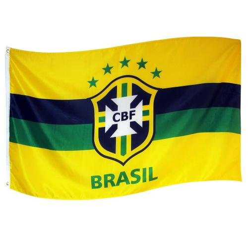 Brazil Flag Brasil - World Cup - Soccer!!! (Team Flag Soccer)