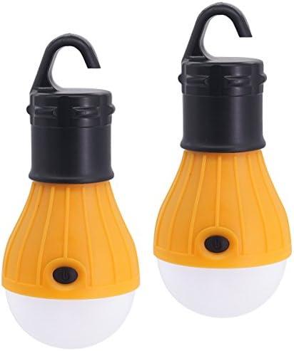 Outdoor Portable Hanging LED Camping Tent Light Bulb Fishing Lantern Lamp hot