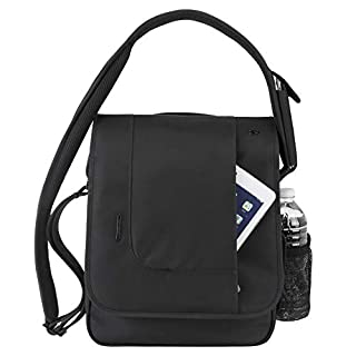 Travelon: Anti-Theft Urban N/S Messenger Bag - Black (B007XAIFZ2) | Amazon price tracker / tracking, Amazon price history charts, Amazon price watches, Amazon price drop alerts