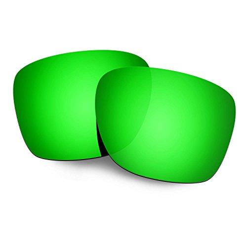 Hkuco Mens Replacement Lenses For Oakley Crossrange Sunglasses Emerald Green - Replacement Oakley Lenses Crossrange