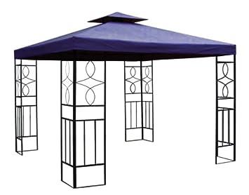 Spetebo - Toldo de repuesto para techo de metal, 3 x 3 m: Amazon.es: Jardín