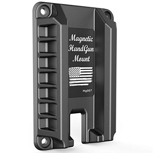 Cheap MytypeMag Gun Magnet Mount | Magnetic Handgun Mount / Holder - Concealed Tactical Firearm Accessories / Gun Accessories Holder for Truck, Car, Wall, Vehicle -Mg007 phantom quickdraw holster