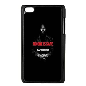 iPod Touch 4 Case Black Safe House LSO7843021