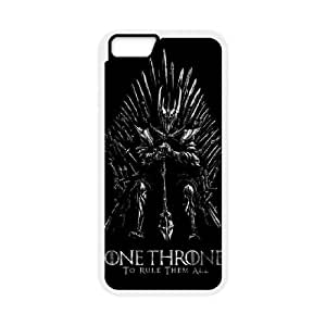 iPhone 6 Plus 5.5 Inch Cell Phone Case White Game of Thrones ELC Cell Phones Case