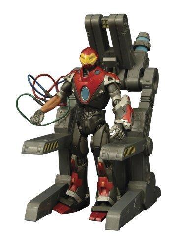 Diamond Select Toys Marvel Select  Ultimate Iron Uomo Action Figure by Diamond Select Toys