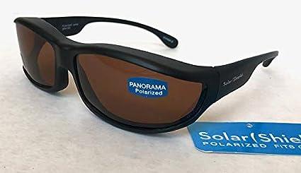 Amazon.com: SOLAR SHIELD Fit Over Your RX Gafas de sol ...