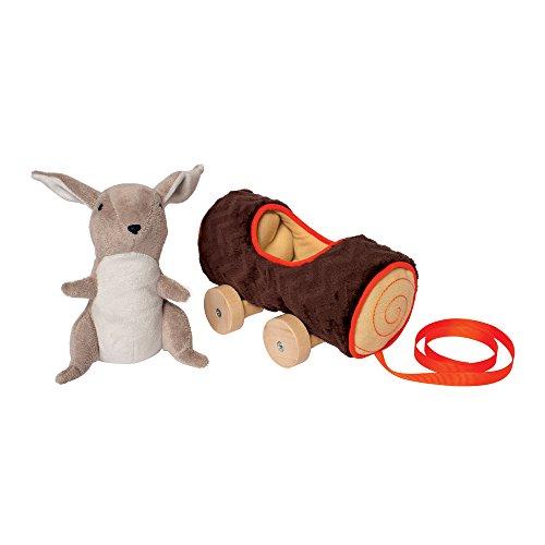 Manhattan Toy Camp Acorn Bunny