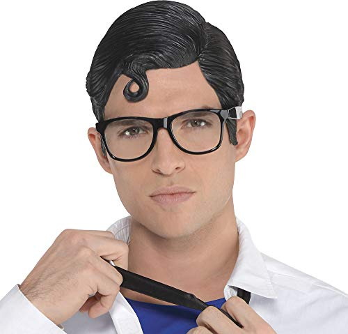 SUIT YOURSELF Superman Wig for Adults, One