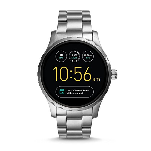 Fossil Q Marshal Gen 2 Stainless Steel Touchscreen Smartw...