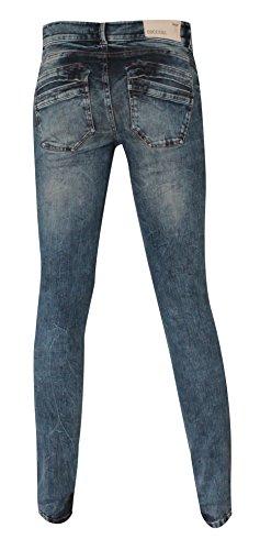 Coccara Pantalon Bleu Coccara Pantalon Femme rrdZw7