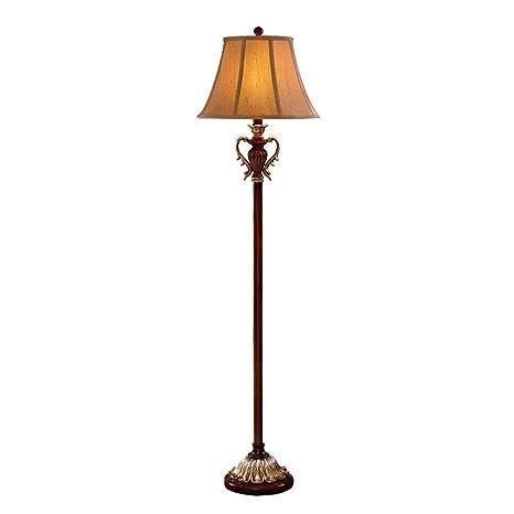 QQB & iluminación Lámpara de pie, Dormitorio LED de la Sala ...