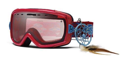 - Smith Optics Heiress Spherical Series Snow Goggles (Infrared Dreamcatcher, Ignitor Mirror)