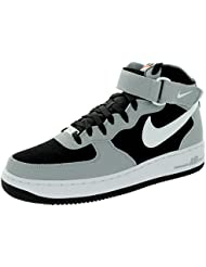 NIKE Mens Air Force 1 Mid 07 Basketball Shoe
