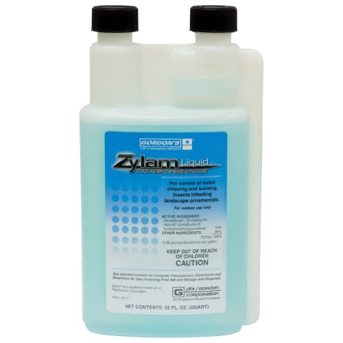 Zylam 32oz Liquid Systemic Insecticide 10% Dinotefuran by Gordon's