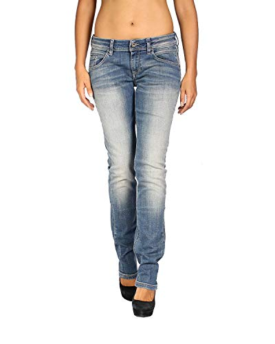 Meltin'pot Meriel Blu Da Jeans Fit Female Dona wqcPw1rz