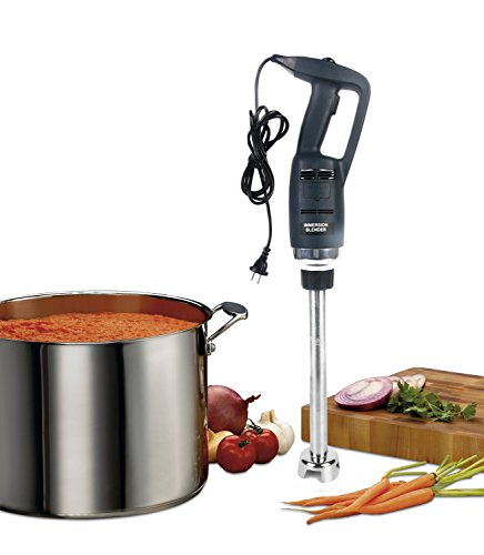 Zz Pro Commercial Electric Big Stix Immersion Blender Hand held variable speed Mixer 500 Watt with 14-Inch Removable Shaft, 30-Gallon capacity(LW500S14) by Zz Pro (Image #7)