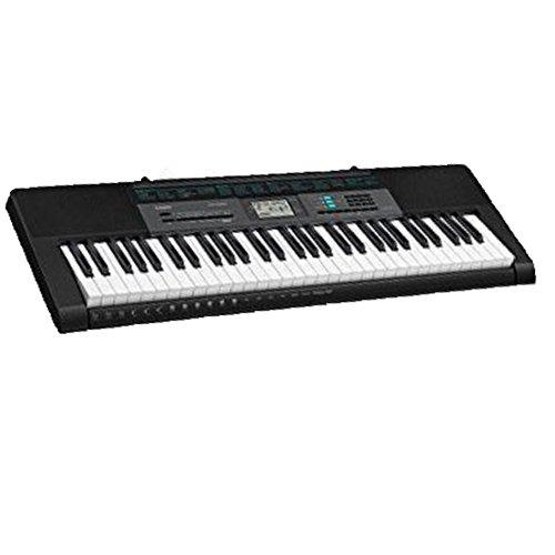 Casio CTK2550 61-Key Keyboard Bundle Includes Bonus Legend of Zelda Series Easy Piano Book
