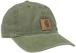 Carhartt Men\'s Odessa Cap,Army Green,One Size