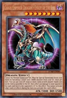 Yu-Gi-Oh! - Chaos Emperor Dragon - Envoy of The End -