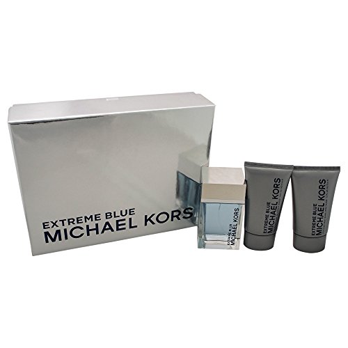 Michael Kors Extreme Blue Men's Gift Set, 3 Count